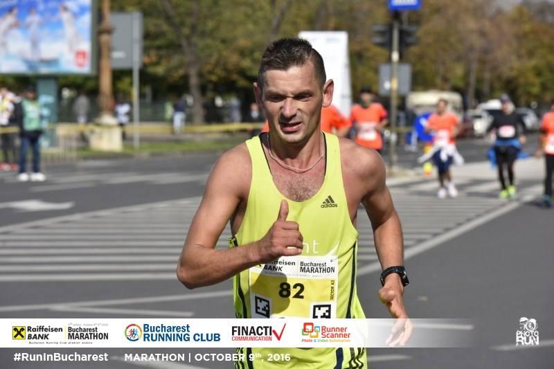 Sorin Mineran, campion național maraton în 2018